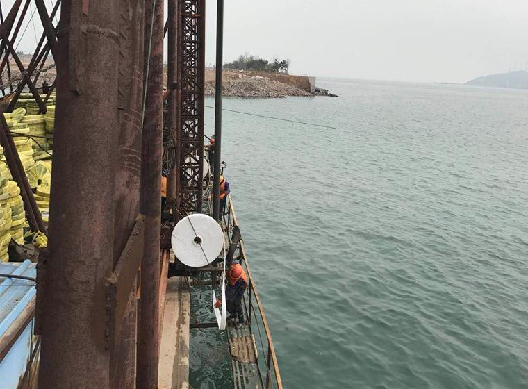 海上插板施工公司
